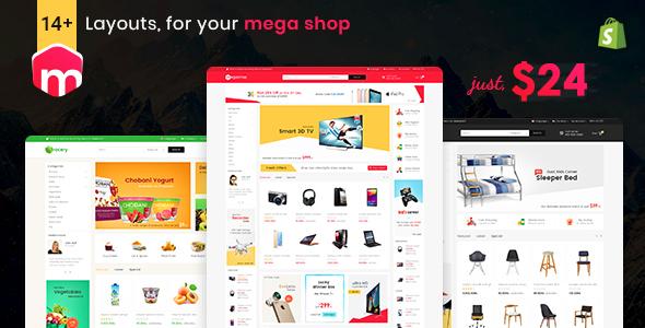 Download] Mega Shop - Shopify Multi-Purpose Responsive Theme