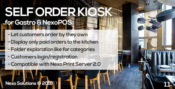 Download] Self Order Kiosk for NexoPOS Nulled